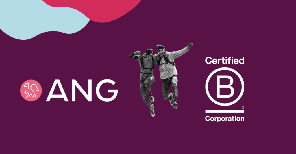 ANG Spółdzielnia - Certyfikat BCorp