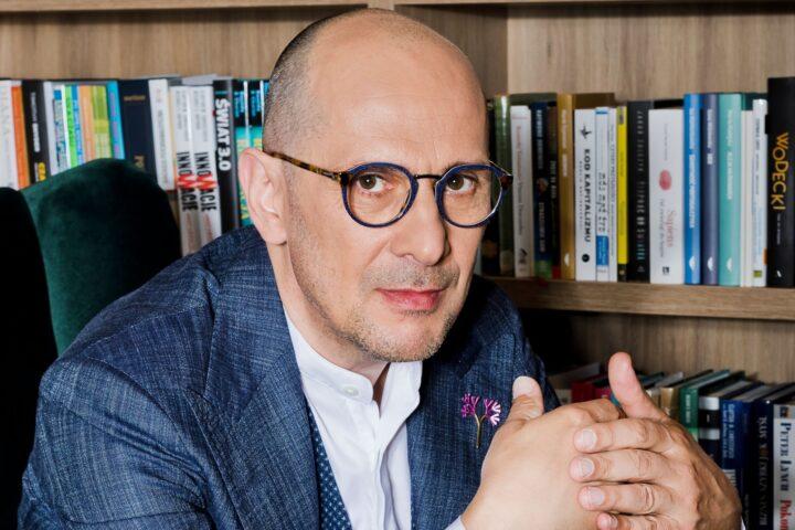 Artur Nowak-Gocławski, prezes Grupy ANG